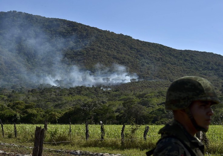 Mexican Drug Cartel Ramps up Violence