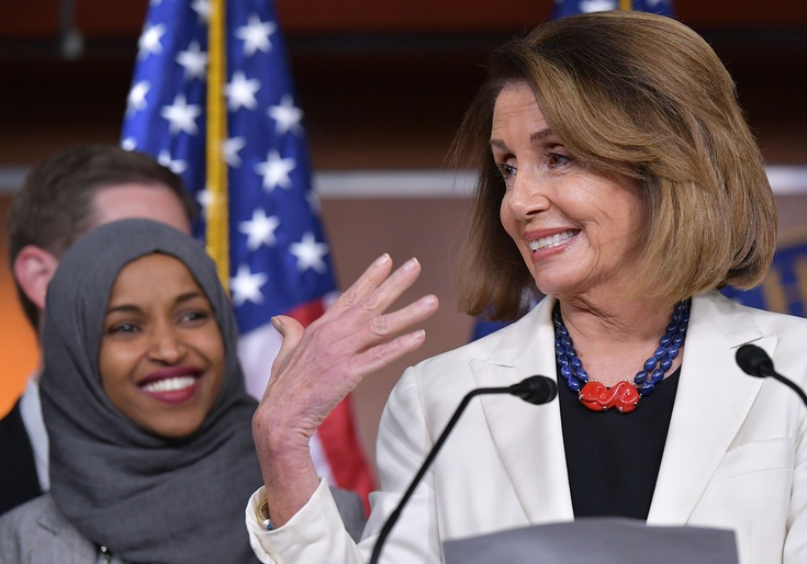 Pelosi Funnels $14,000 to Ilhan Omar Campaign Amid ...Ilhan Omar Primary