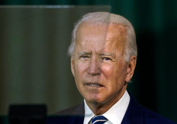 Report: Campaign Keeping Biden in 'Sanitizer-Saturated Bubble,' Aides Concerned About Health