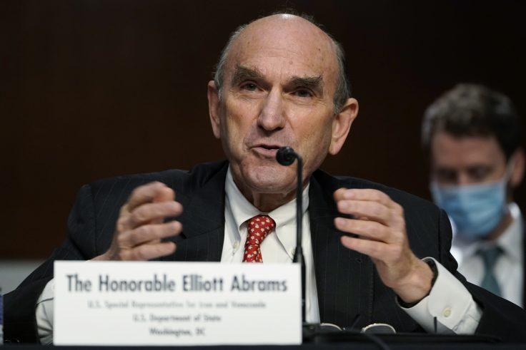 Abrams: Sanctions Have Kneecapped Iran - Washington Free Beacon