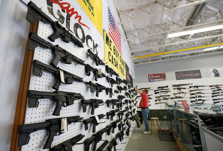 August Shatters Another Gun Sales Record