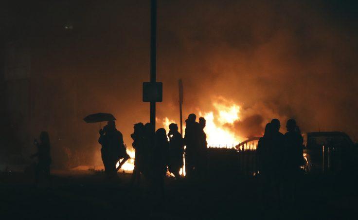 police riots