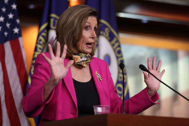 Pelosi Stonewalls Bill That Would Crack Down on Chinese Influence in U.S. - Washington Free Beacon