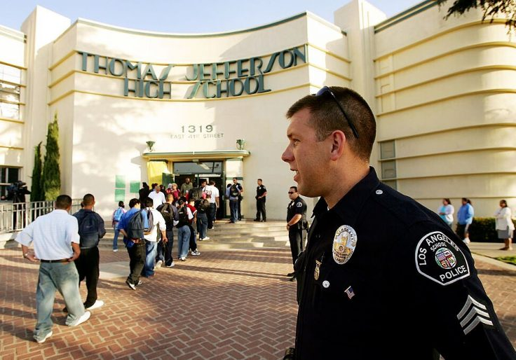 LA School Board Member Opposes District's Push to Boot Police From Schools - Washington Free Beacon