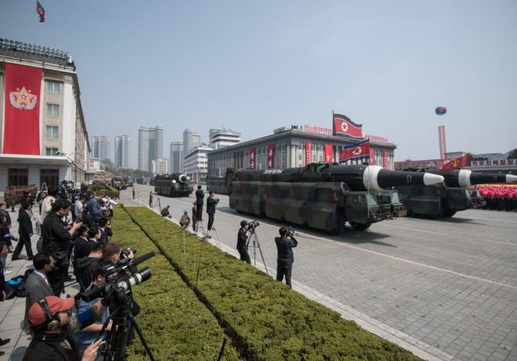 Possible ICBM Transport Vehicle Spotted in North Korea