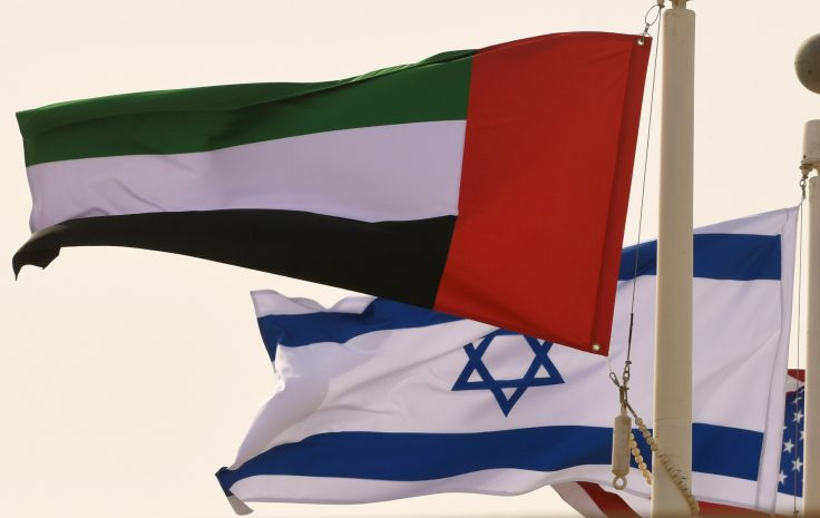 UAE Says Iranian Aggression Prompted Peace Deal With Israel - Washington Free Beacon