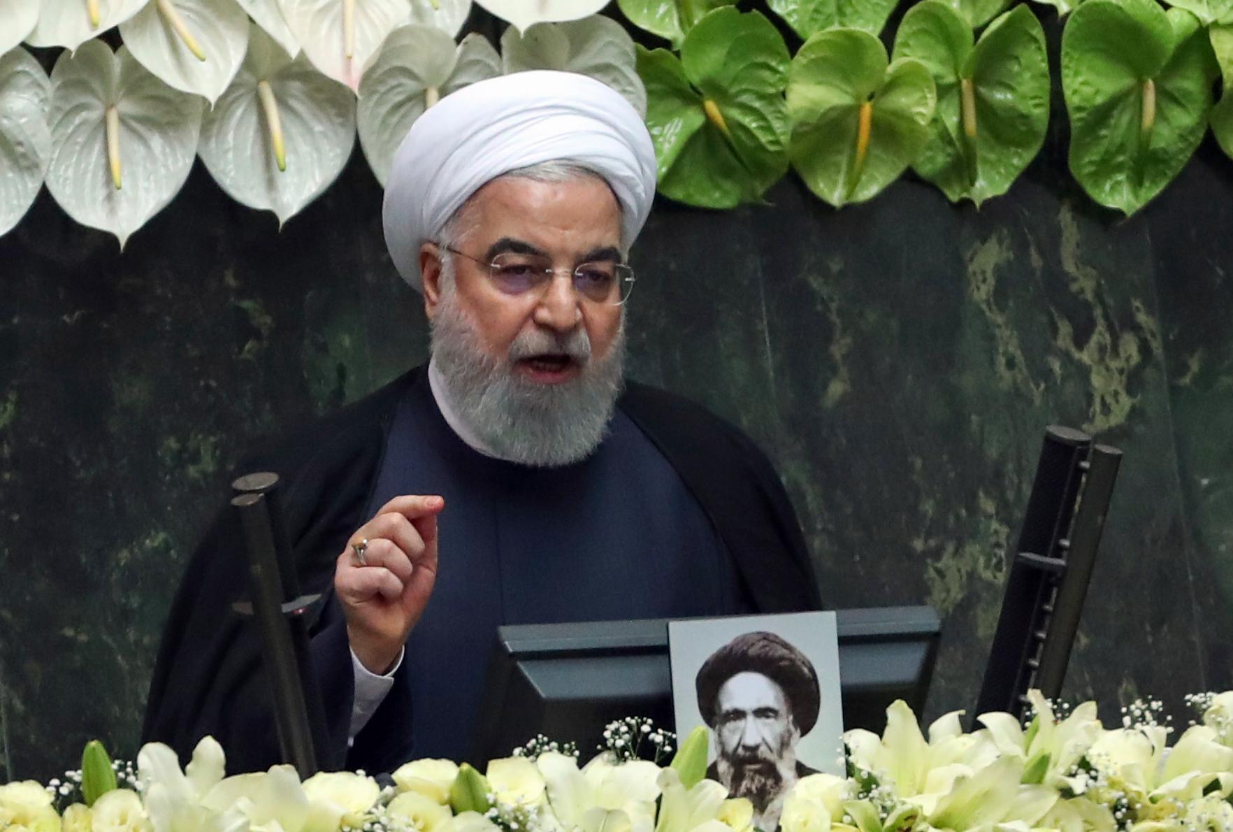 U.S. Sanctions Put Iran in Cash Crunch, Iran Envoy Says
