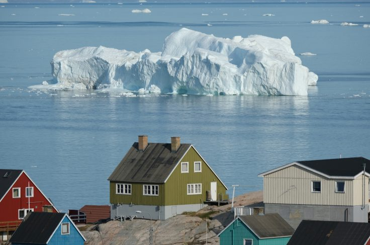U.S. Pursues Strategic Partnership With Greenland and Denmark - Washington Free Beacon