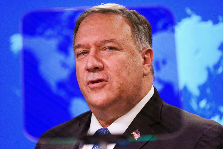 Secretary of State Mike Pompeo / Getty Images