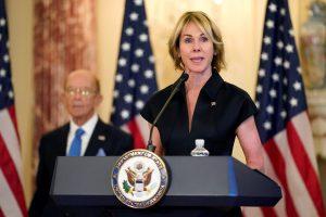 U.S. Ambassador to the United Nations Kelly Craft