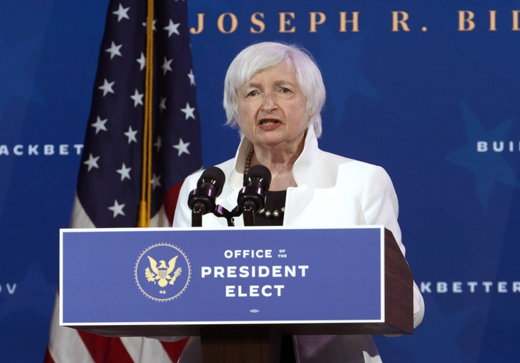 Contradicting Her Own Claim, Yellen Says Minimum Wage Hike Would Result in 'Minimal' Job Loss - Washington Free Beacon