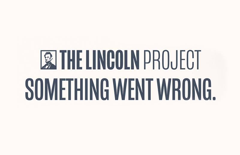 Lincoln Project In Disarray After Founder Accused of 'Grooming' Young Men for Sex - Washington Free Beacon