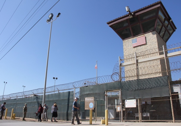 New Bill Would Block Biden Admin from Sending Gitmo Terrorists to the U.S. - Washington Free Beacon