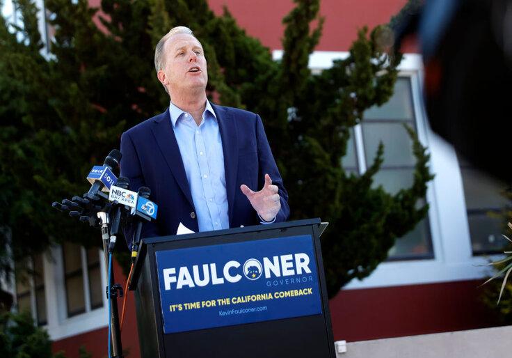 Is Kevin Faulconer California's Next (Scrawny) Schwarzenegger? - Washington Free Beacon