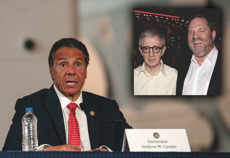 Alleged Sex Pest Andrew Cuomo Hires Lawyer Who Defended Harvey Weinstein, Woody Allen - Washington Free Beacon