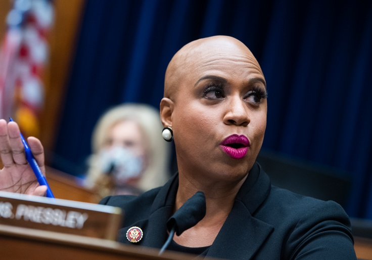 'Cancel Rent' Champion Ayanna Pressley Raked in Thousands as Landlord, Records Show - Washington Free Beacon