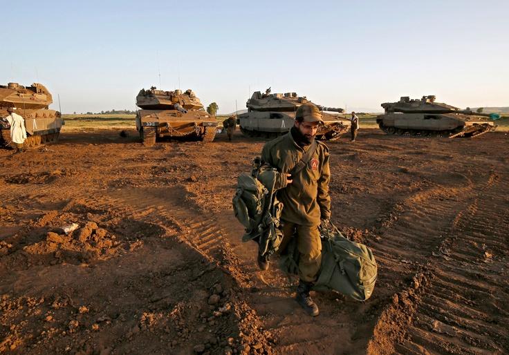 Biden Admin Walks Back U.S. Recognition of Golan Heights as Israeli Territory